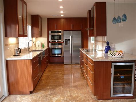 mahogany wood kitchen cabinets custom modern mahogany kitchen cabinets by mystic 7327