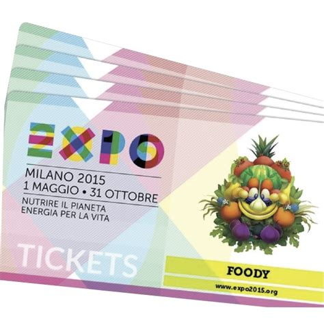 ingresso expo prezzo expo 2015 news dal sito dell esposizione