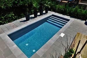 amenagement exterieur piscine creusee wz57 jornalagora With amenagement de piscine exterieur 2 realisation chute piscine creusee paysage lambert