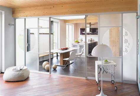 offene küche wohnzimmer bilder offene k 252 che mit schiebet 252 r abtrennen planungswelten
