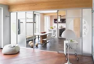 Offene Küche Planen : offene k che mit schiebet r abtrennen planungswelten ~ Sanjose-hotels-ca.com Haus und Dekorationen