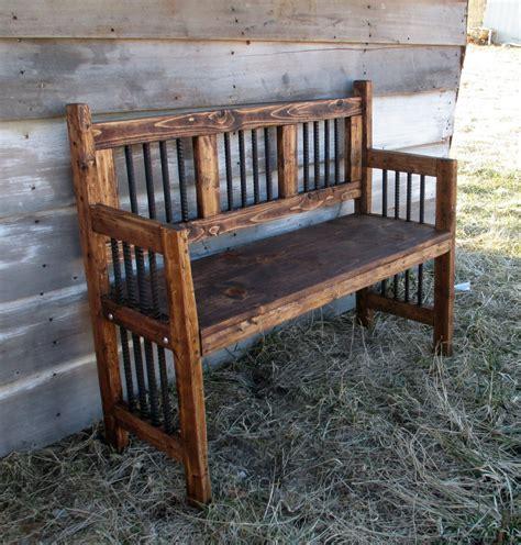 21 Amazing Outdoor Bench Ideas  Style Motivation