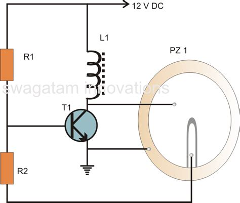 Beeper Buzzer Circuit Page Audio Circuits Next
