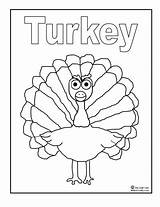 Coloring Turkey Pages Monastery Grade 1st Template Sing Laugh Learn sketch template