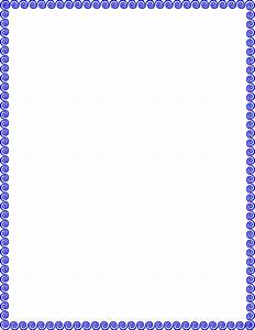 Simple Page Borders And Frames www imgkid com The Image Kid Has It!