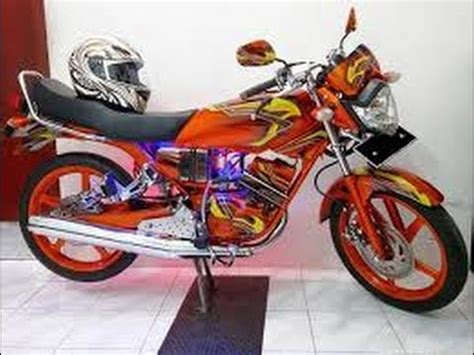 Modif Rx King Gagah by Cah Gagah Modifikasi Motor Yamaha Rx King