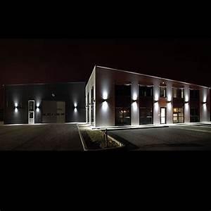 Luminaire Exterieur Mural : applique luminaire mural clairage ext rieur vers le haut ~ Edinachiropracticcenter.com Idées de Décoration