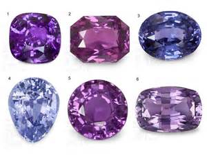 and blue sapphire engagement rings purple sapphires tips for buying a purple gem