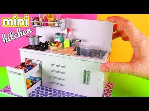 how to get grease out of kitchen cabinets diy miniature kitchen blender cooking and more 9744