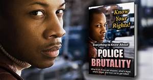 The Pocket Guide That Every Unarmed Black Man Needs In His