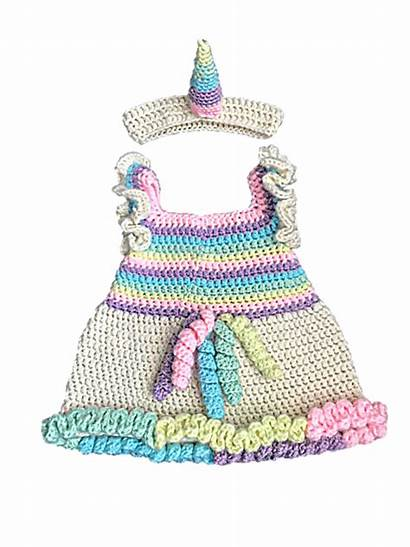 Unicorn Crochet Patterns Headband Knit Daily