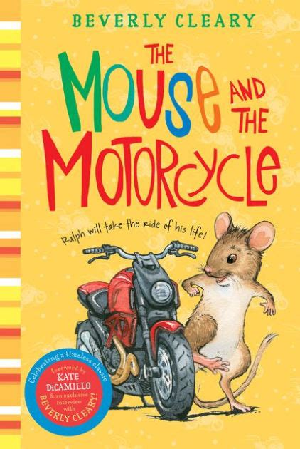 mouse   motorcycle ralph mouse series