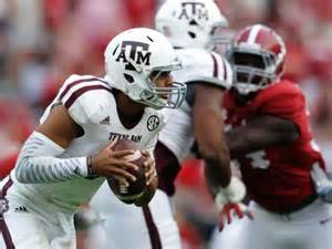Texas A&M Aggies Could Bench Kenny Hill