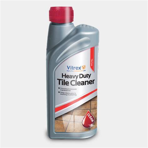 vitrex heavy duty tile cleaner