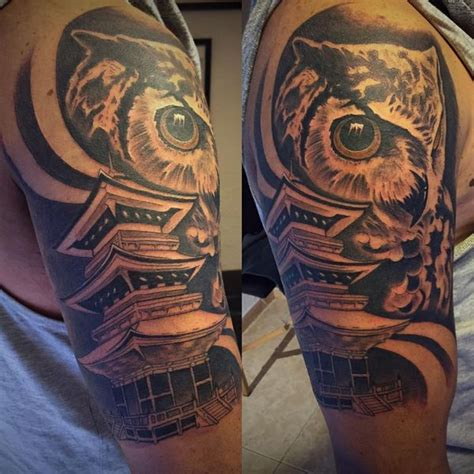 owl tattoos ideas  designs  meaning