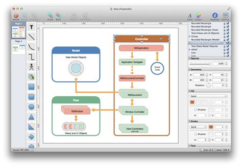 Diagram App by Flowcharts For Mac The Best Software
