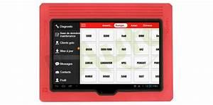 Valise Diagnostic Multimarque Professionnelle : launch x431 pro 3 valise de diagnostic multimarque ~ Melissatoandfro.com Idées de Décoration