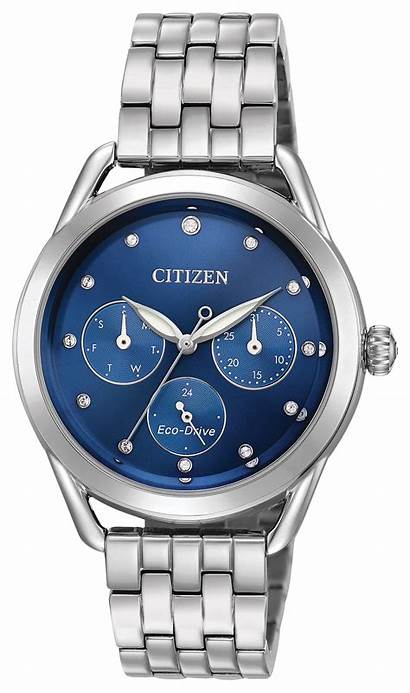 Citizen Drive Eco Ladies Steel Stainless 53l