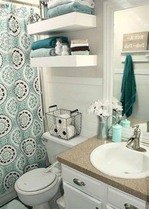 Decorating Ideas For Small Bathrooms With Pictures 17 awesome small bathroom decorating ideas futurist