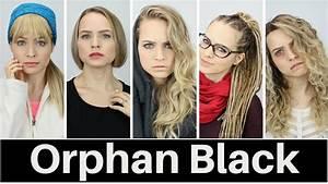 Orphan Black Clone Club Hair Tutorial - YouTube