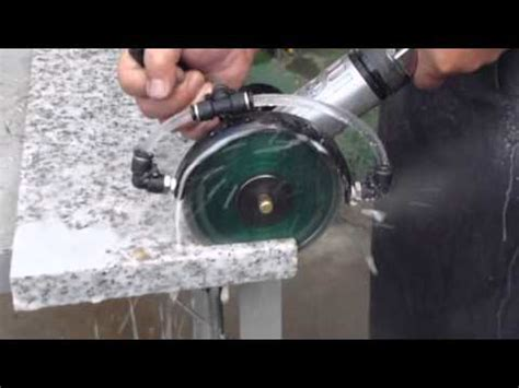 gpw 215c air cutting saw for marble granite