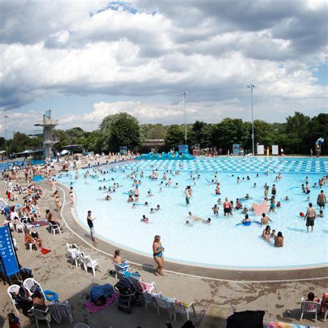 complexe aquatique parc jean drapeau