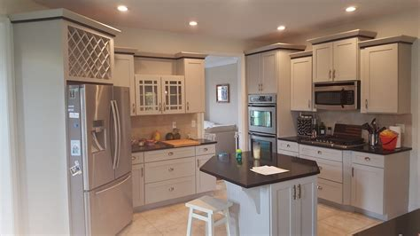 crawford benna  color   paint  kitchen