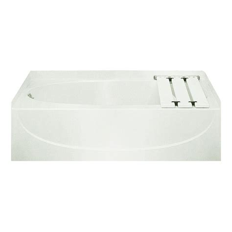 Where Are Bootz Bathtubs Made by Bootz Industries Kona 4 1 2 Ft Left Drain Soaking