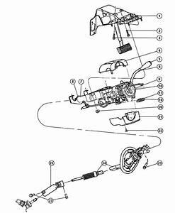 Dodge Ram 1500 Shaft  Intermediate  Lower