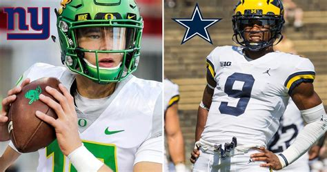 Projecting The Top 7 Picks Of The 2019, 2020, And 2021 NFL ...