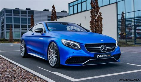 Sports Car Wallpaper 2017 Team Blue by 2017 Mercedes Amg S63 Coupe By Fostla De Is Blue
