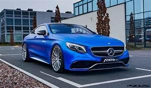 Mercedes S63 Amg : 2017 mercedes amg s63 coupe by is dripping blue ~ Melissatoandfro.com Idées de Décoration