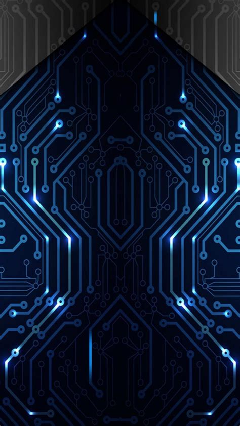 Vertical Artistic Wallpapers Hd by Abstract Artistic Electronics Circuit Board Wallpaper