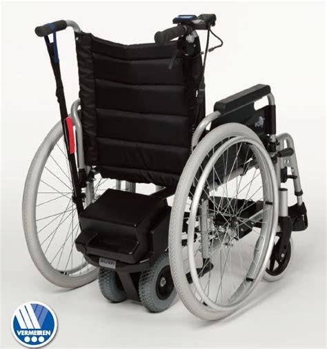 motorisation pour fauteuil roulant et chaise roulante