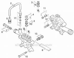 Karcher G 2600 Or Parts List And Diagram
