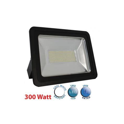 high powered 300 watt daylight outdoor led floodlight