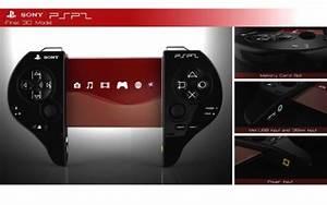 psp 2   Concept Phones