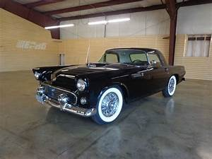 1955 Ford Thunderbird Hardtop Convertible 3 Speed Manual