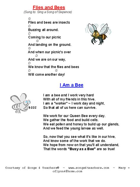 aisdprekshare bugs 176 | bug songs