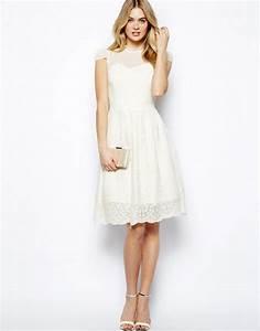 Robe Pour Mariage Chic : robe de mariage civil 2014 ~ Preciouscoupons.com Idées de Décoration