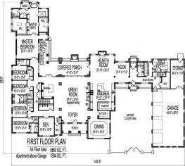 floor plan is 6900sq ft 10 000 sq ft house floor plans vancouver toronto canada - Large House Blueprints