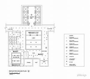 preliminary floor plans and reflected ceiling plans With lamp floor plan symbol