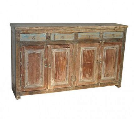 distressed media cabinet distressed wooden sideboard home wooden 3382