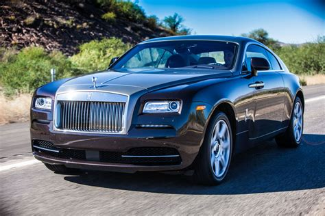 Rolls Royce Car : Rolls-royce Wraith Review
