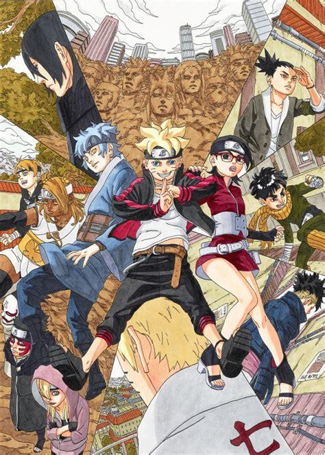 anime jepang boruto berita jepang boruto resmi diterbitkan tapi bukan