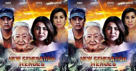 CINEMA: New Generation Heroes