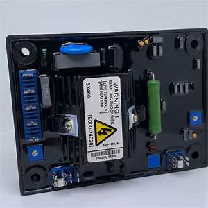 Universal Avr Sx460 For Ac Avr 3 Phases Automatic Voltage