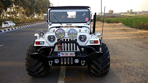 Open Jeeps Willy Jeep Mandi Dabwali Punjab