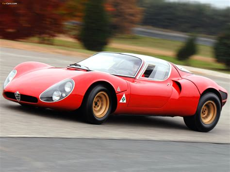 Alfa Romeo Stradale Wallpaper by Wallpapers Of Alfa Romeo Tipo 33 Stradale Prototipo 1967