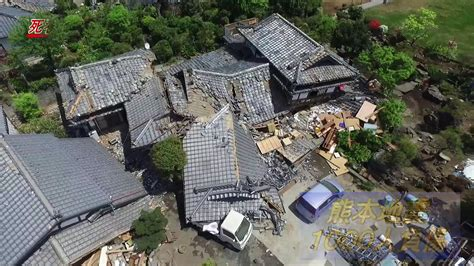 buzz les images du tremblement de terre au japon vues de